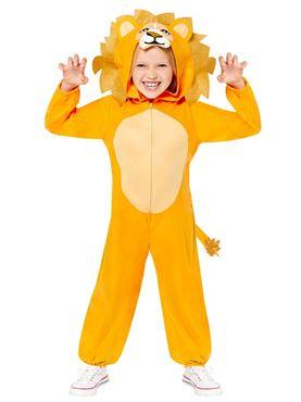 Child Lion Onesie Costume