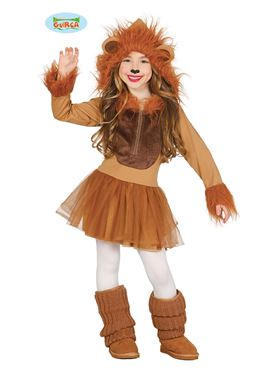 Child Lioness Costume