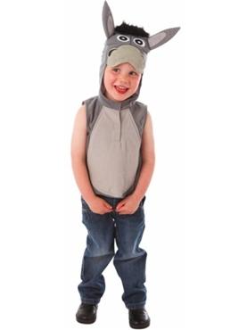 Child Little Donkey Costume