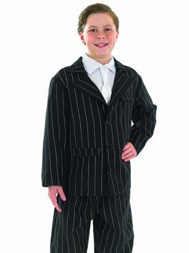 Child Little Gangster Costume