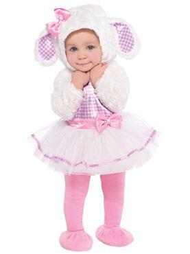 Baby Little Lamb Costume