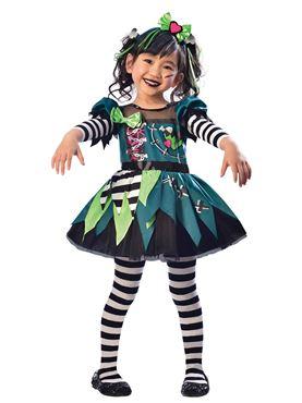 Child Little Miss Frankie Costume