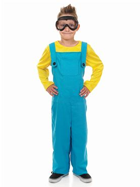 Child Little Welder Boy Costume Thumbnail