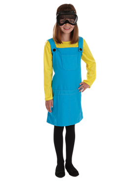 Child Little Welder Girl Costume Couples Costume