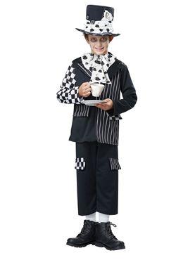 Child Mad Hatter Costume