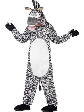 Child Madagascar Marty the Zebra Costume