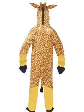 Child Madagascar Melman the Giraffe Costume - Side View