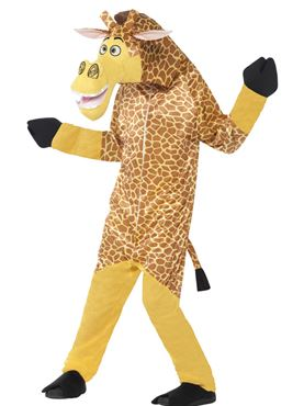 Child Madagascar Melman the Giraffe Costume