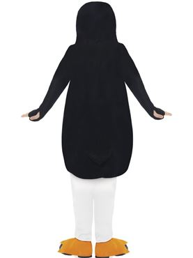 Child Madagascar Penguins Costume - Side View
