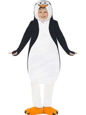 Child Madagascar Penguins Costume
