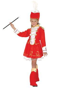 Child Majorette Costume