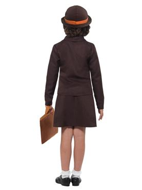 Child Malory Towers Costume - Side View