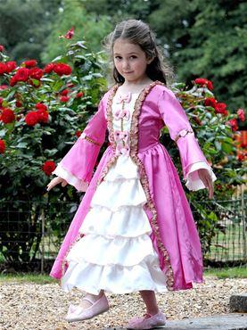 Child Marie Antoinette Costume