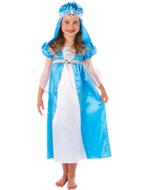 Child Mary Costume Couples Costume