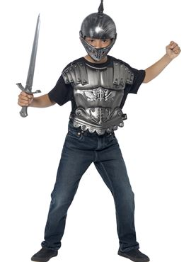 Child Medieval Knight Instant Kit