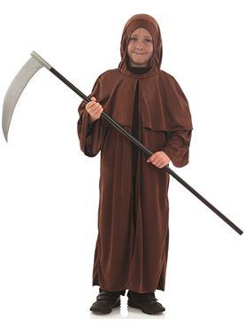Child Medieval Monk Costume