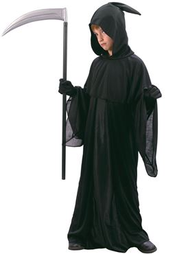 Child Midnight Messenger Costume