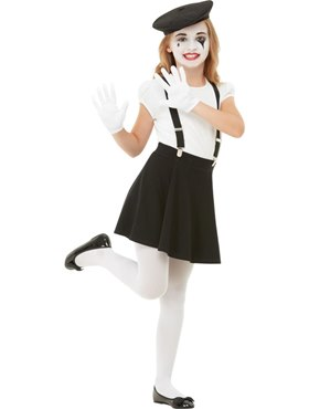 Child Mime Kit - Side View