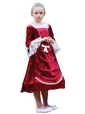 Child Miss Isabella Costume