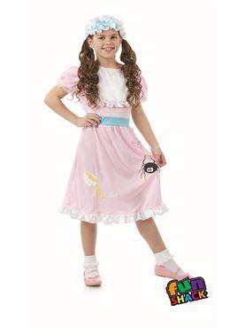 Child Miss Muffet Girl Costume