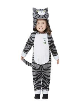 Child Mog The Cat Deluxe Costume
