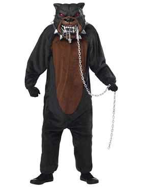 Child Monster Dog Costume