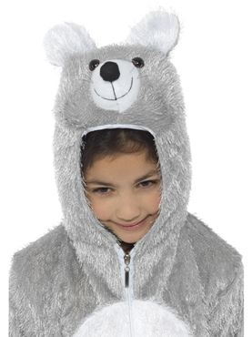 Child Mouse Costume - Back View