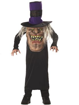 Child Mr Hyde Mad Hatter Costume
