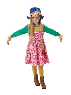 Child Mrs Scarecrow Costume