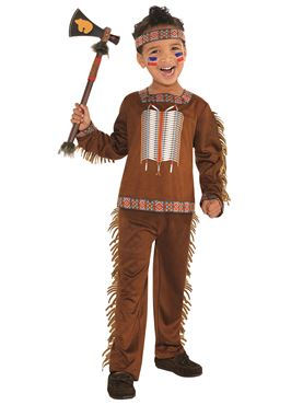 Child Native American Costume Couples Costume