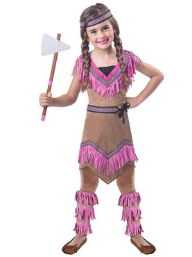 Child Native American Costume Couples Costume
