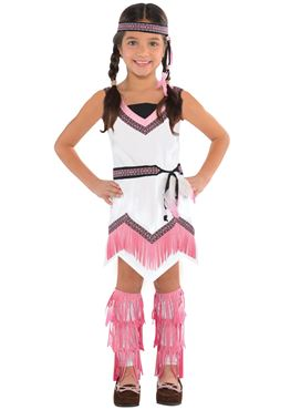 Child Native American Spirit Costume