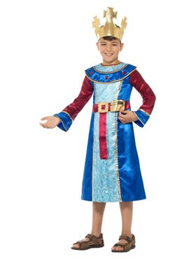Child Nativity King Costume - Side View