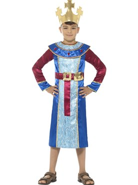 Child Nativity King Costume Couples Costume