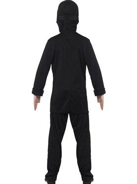 Child Ninja Assassin Costume - Side View