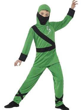 Child Ninja Assassin Costume