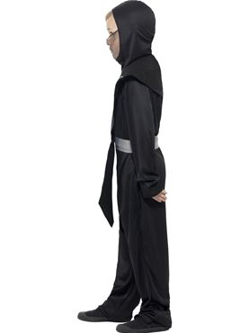 Child Ninja Costume - Back View