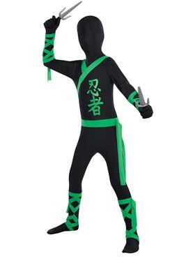 Child Ninja Party Suit Costume