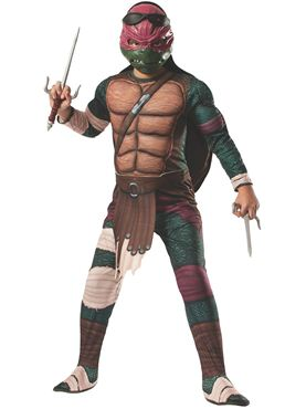 Child Ninja Turtles Raphael Costume