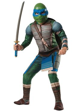 Child Ninja Turtles Leonardo Costume