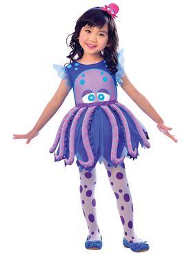 Child Octopus Costume