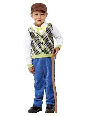 Child Old Man Costume