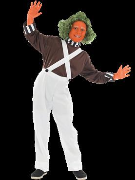 child roald dahl willy wonka costume 27141 fancy dress