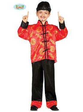 Child Oriental Costume