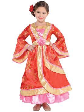 Child Oriental Princess Costume