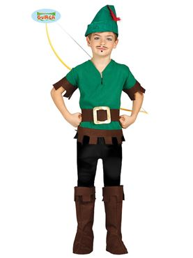 Child Outlaw Costume