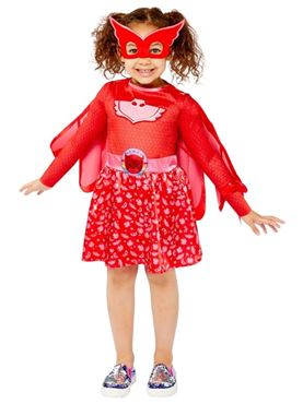 Child Owlette Dress Costume