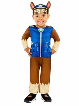 Child Paw Patrol Chase Costume Couples Costume