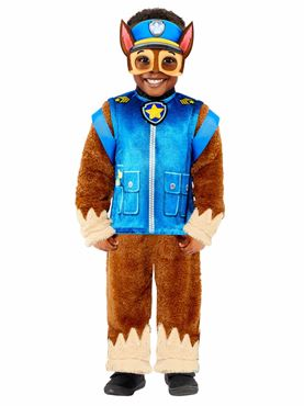 Child Paw Patrol Deluxe Chase Costume Couples Costume