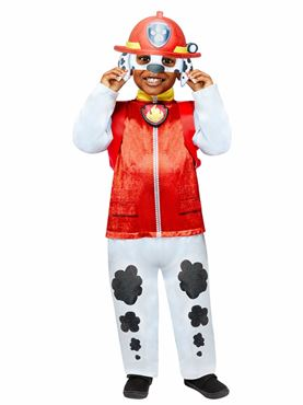 Child Paw Patrol Deluxe Marshall Costume
